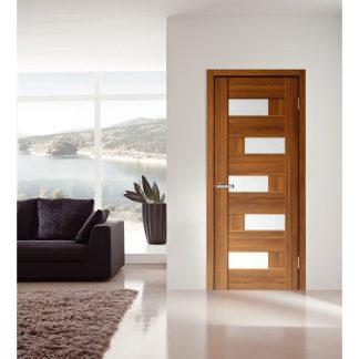 Üveges beltéri ajtók