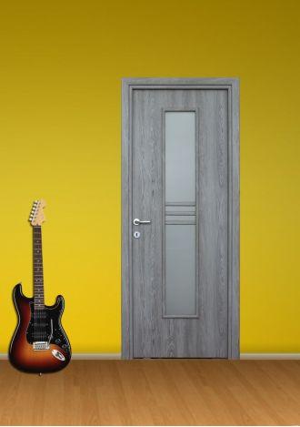 Beltéri üveges ajtó