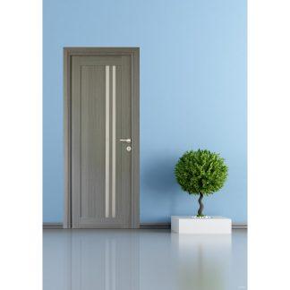 Antracit szürke beltéri ajtó